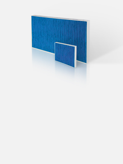 micronAir blue Cabin Air Filter